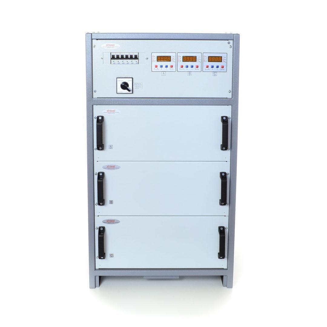 Стабилизатор NNST-3х5,5 кВт SHTEEL 25A