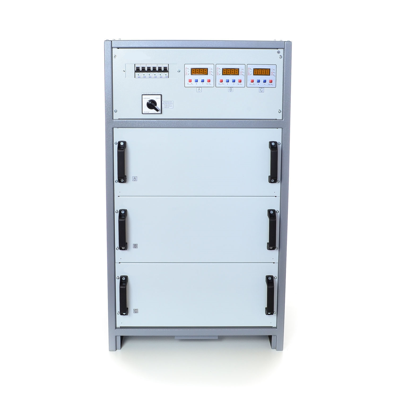 Стабилизатор NNST-3х5,5 кВт CALMER (INFINEON) 25А WEB