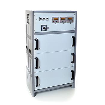 Стабилизатор NNST-3х9,0 кВт CALMER (INFINEON) 40А WEB