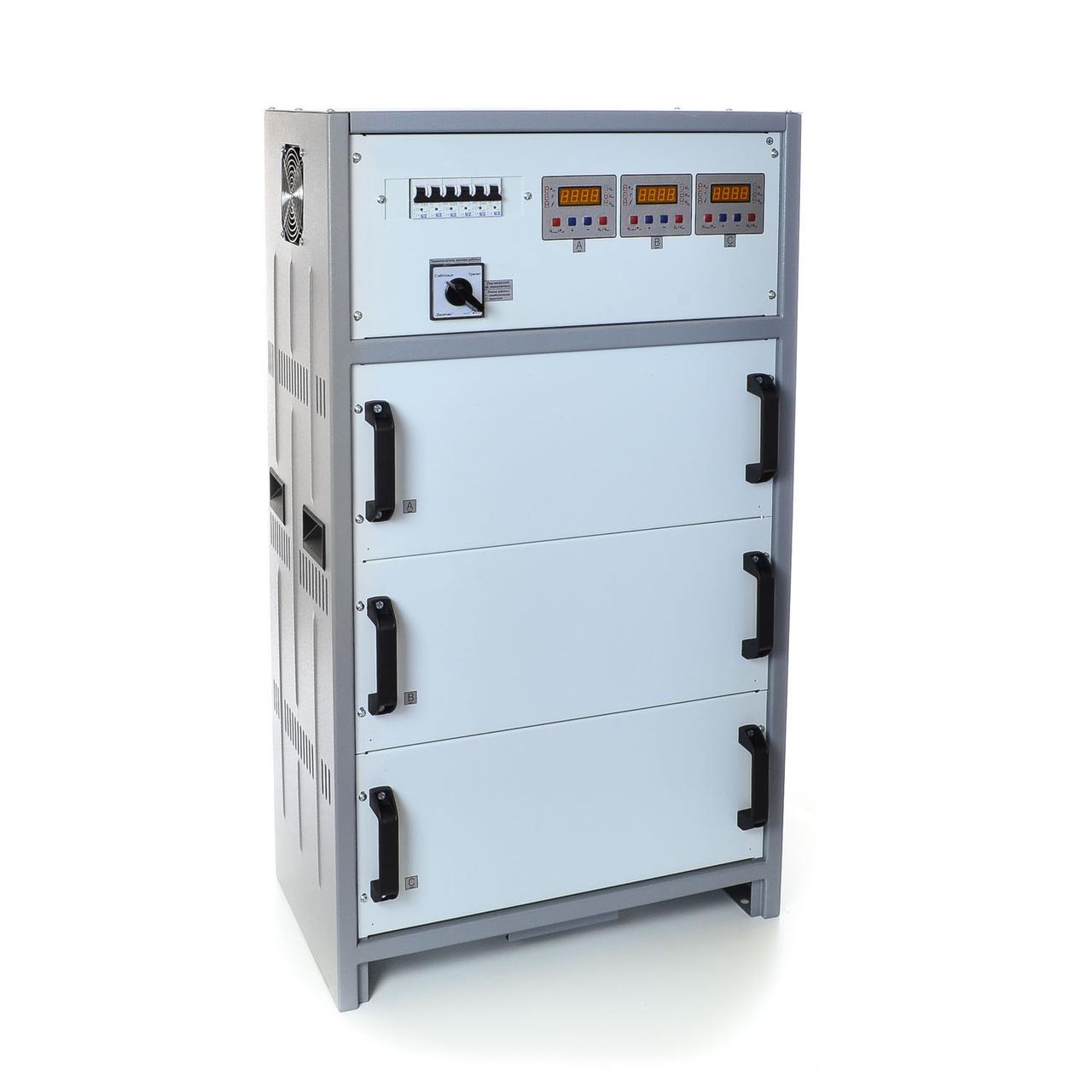Стабилизатор NNST-3х11 кВт CALMER (INFINEON) 50А WEB