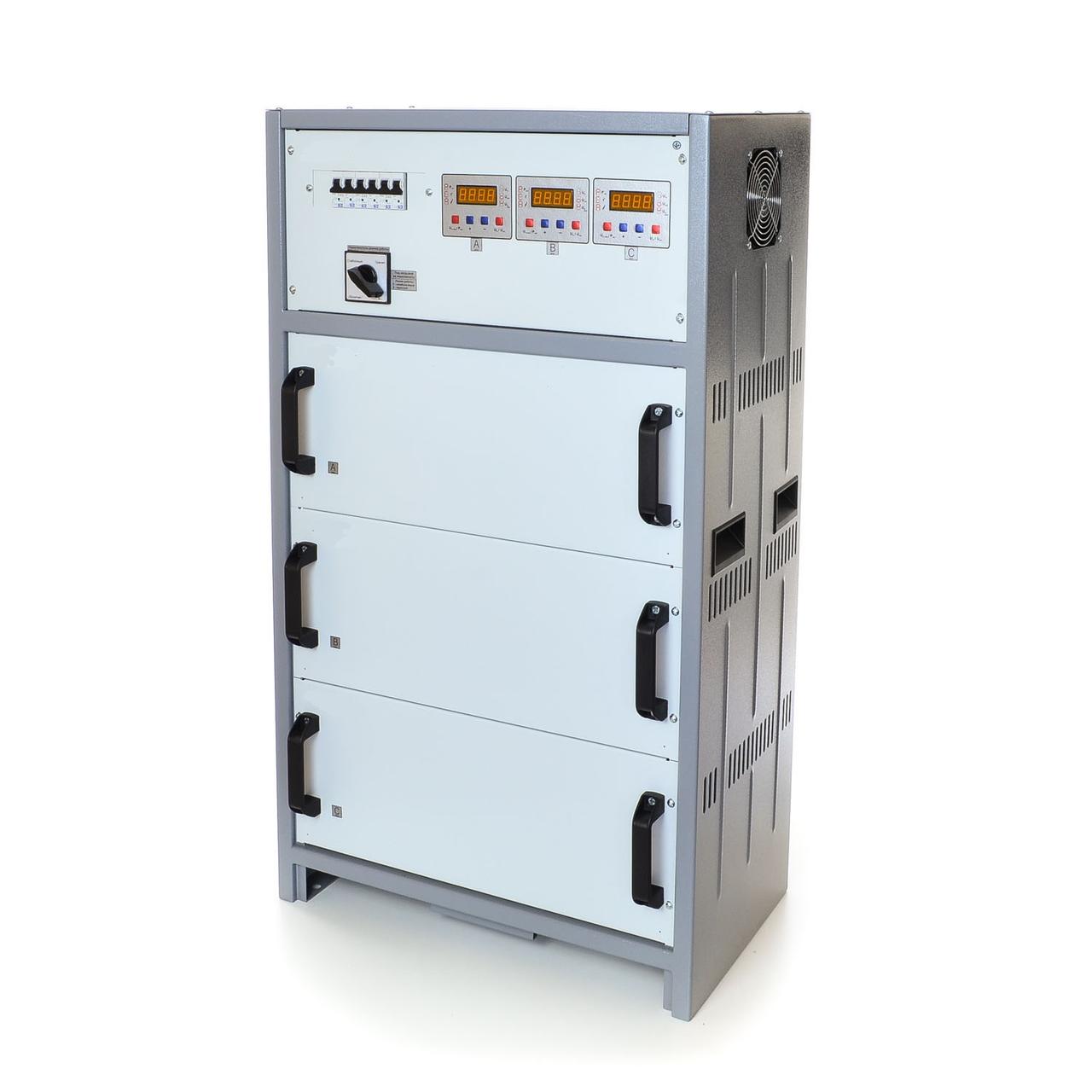 Стабилизатор NNST-3х17 кВт CALMER (INFINEON) 80А WEB