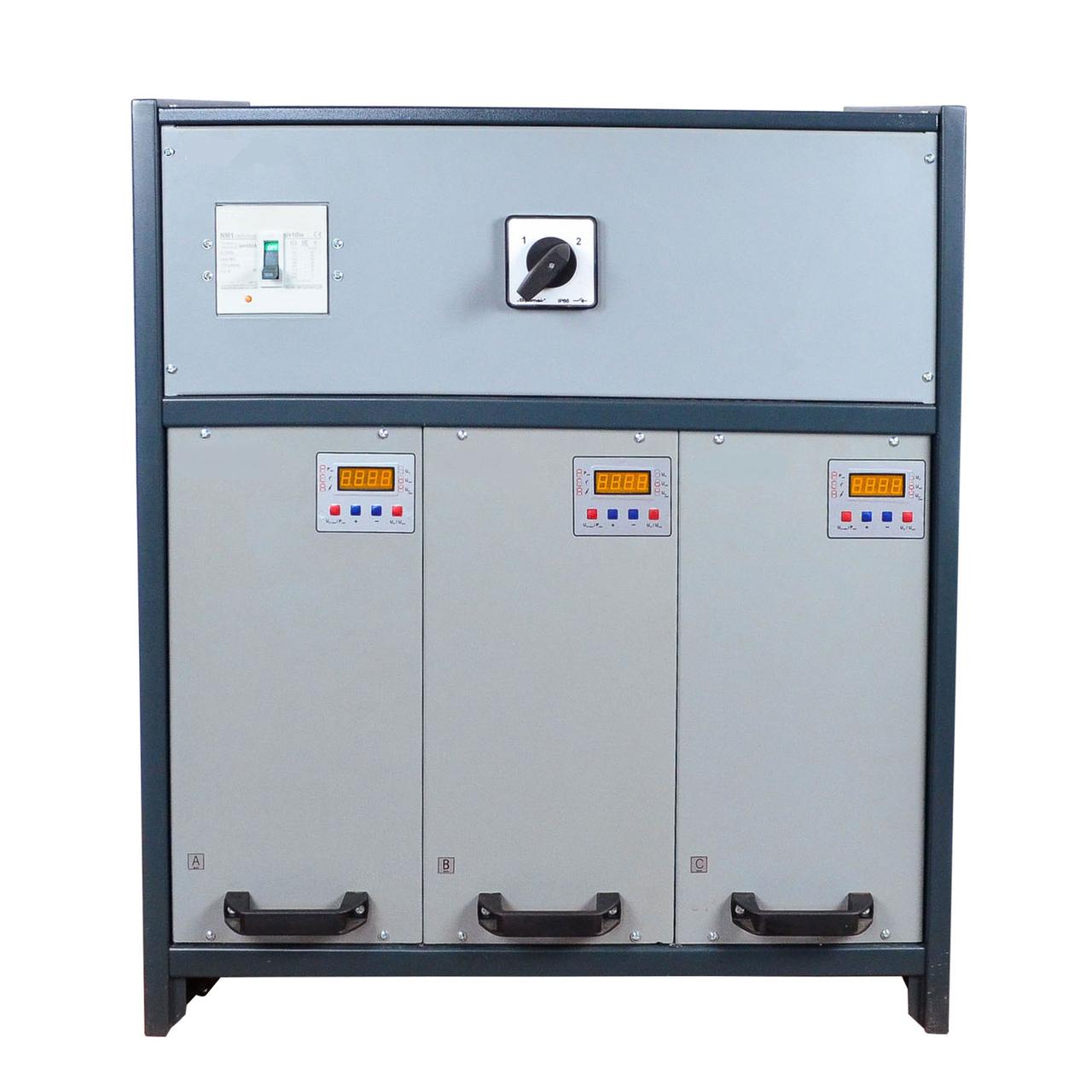 Стабилизатор NNST-3х22 кВт CALMER (INFINEON) 100А WEB
