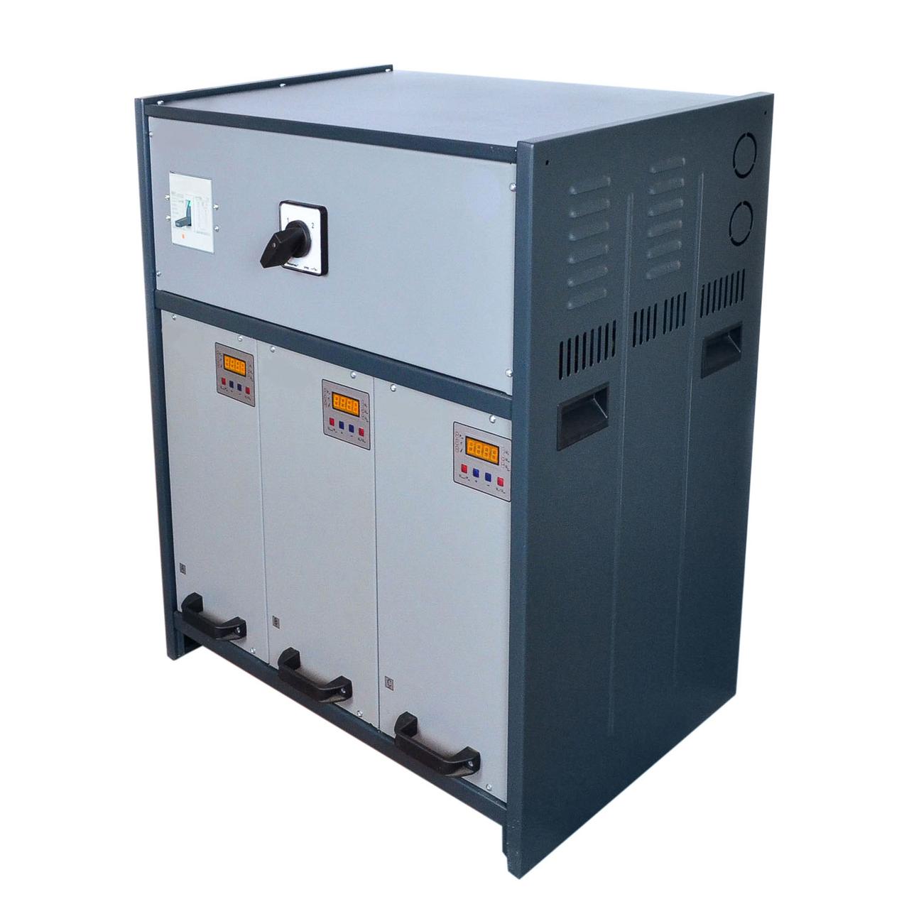 Стабилизатор NNST-3х35 кВт CALMER (INFINEON) 165А WEB