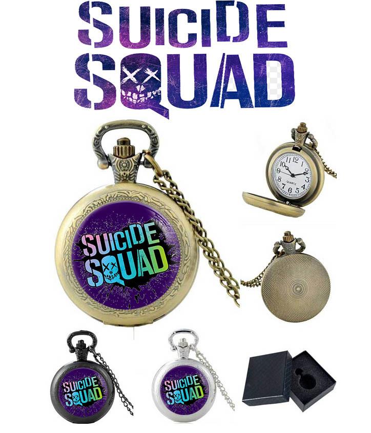 Карманные часы Отряд самоубийц / Suicide Squad