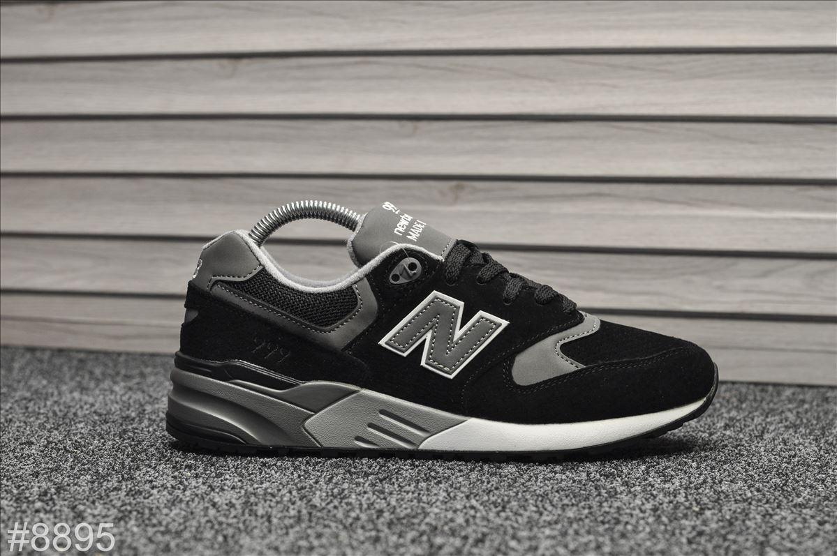 Кроссовки мужские New Balance 999 Black.