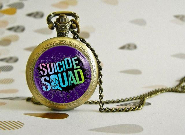 Карманные часыОтряд самоубийц / Suicide Squad