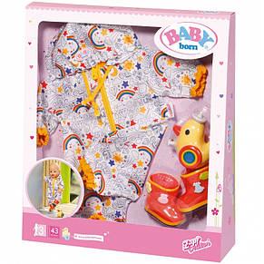 Одяг осіння для ляльки Baby Born Zapf Creation 826935, фото 2