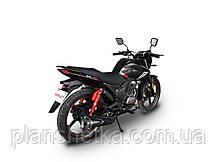 Мотоцикл Hornet RS-150 (150 куб.см), графит, фото 2