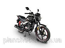 Мотоцикл Hornet RS-150 (150 куб.см), графит, фото 3