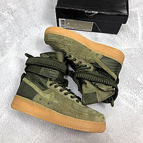 """Кроссовки Nike Air Force 1 Special Field """"Зеленые"""", фото 3"""