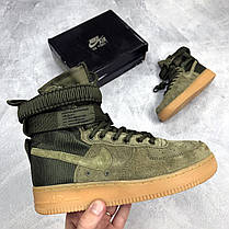 """Кроссовки Nike Air Force 1 Special Field """"Зеленые"""", фото 2"""