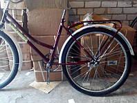 """Велосипед с рамой женский и мужской 28 26"""" Аист"""