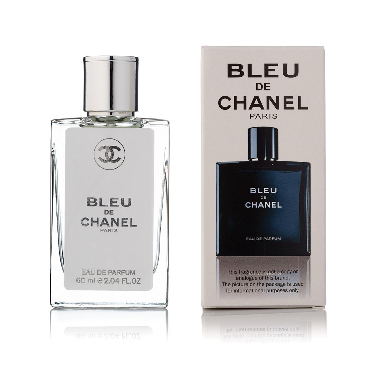60 мл мини парфюм Chanel Bleu de Chanel - (М)