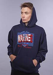 """Толстовка тёмно синяя LOYS """"Marine"""" XXL"""