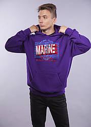 "Толстовка Фиолетовая LOYS ""Marine"" XXL"