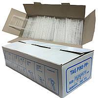 Пластиковые соединители (5000шт. -40мм) к игольчатым пистолетам для этикеток