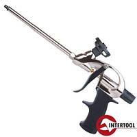 Пистолет для пены с тефлоновым покрытием. Intertool PT-0604
