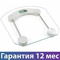 Весы напольные Esperanza EBS008W электронные, стекло