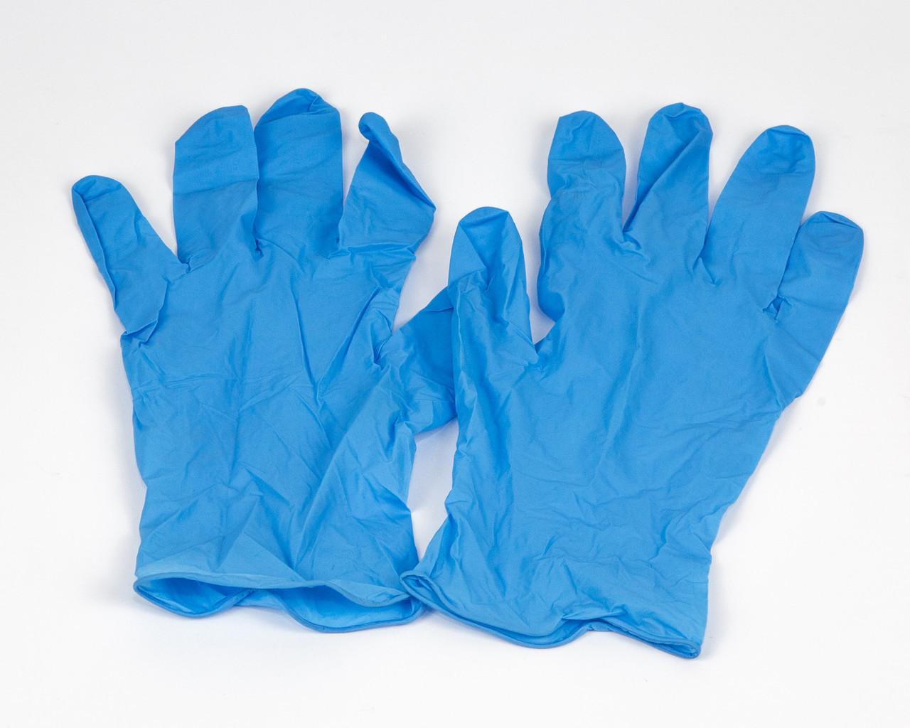 Перчатки нитрил KLeen Hand, плотность 4,4 грамм, M.