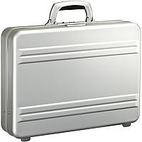 Кейс алюминиевый, лимитированной серии Slimline Zero Halliburton CS4-LSI серебристый