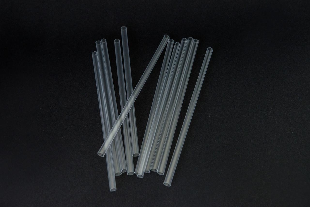 Трубочка фреш, прозрачная, 6,8 мм х 21 см, 500 шт.