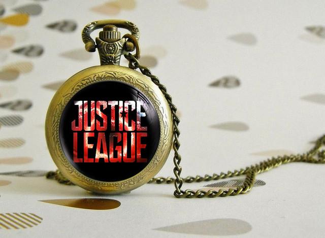 Карманные часыЛига справедливости / Justice League