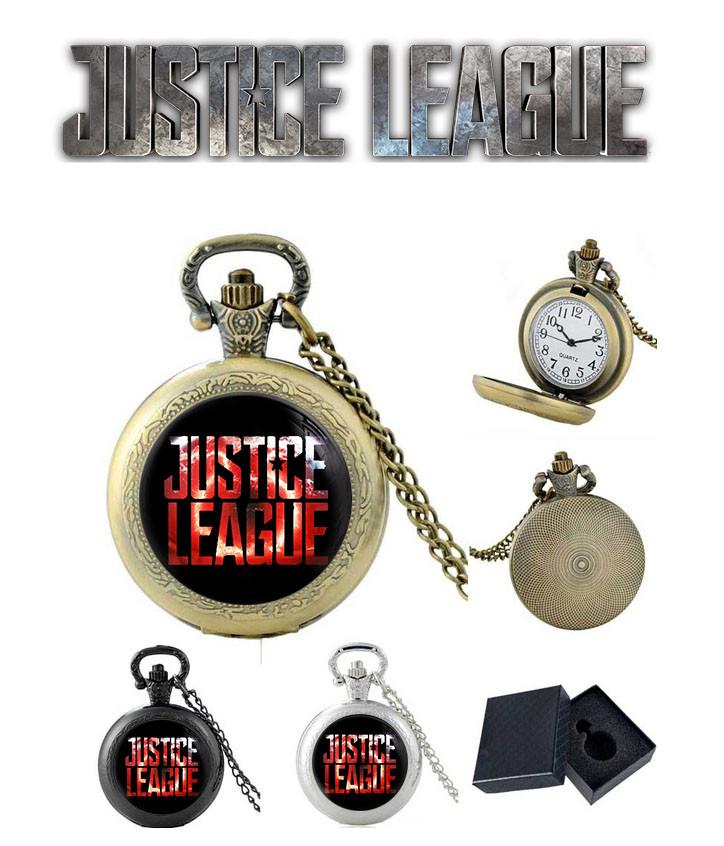 Карманные часы Лига справедливости / Justice League