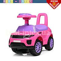 Каталка-толокар для детей Range Rover HZ613W-8 музыка и свет