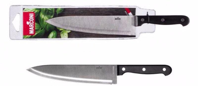 Кухонный нож нержавеющая сталь 20 см