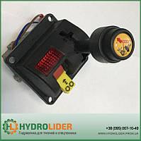 Пневматическая система управления джойстик Joystick 3 Stage трехпозиционный (кран подъема кузова) Hipomak, фото 1