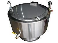 Котел пищеварочный электрический КПЭ-100 круглый