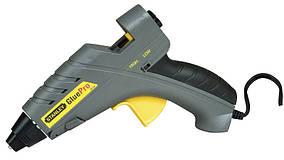 Пистолет клеевой 80 Ватт  (11,3мм клей, 2 температурных режима )  STANLEY 6-GR100