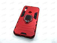 Противоударный чехол IronMan Xiaomi Redmi 7 (красный)