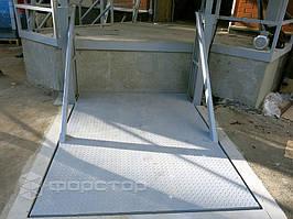 Габариты платформы —1500x2100 мм.