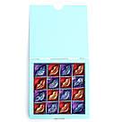 Шоколадные конфеты ручной работы *Бирюзовая коробк на 16шт.*, фото 5
