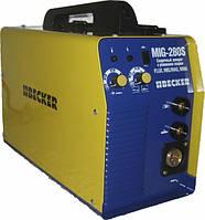 Сварочный инвертор-полуавтомат Becker MIG 280