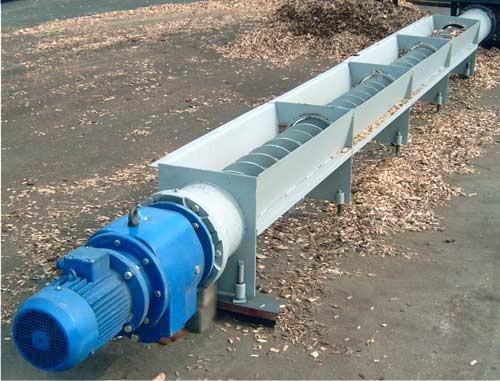 Трубчатые шнековые транспортеры ремень конвейера
