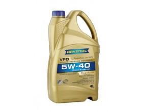 Моторное масло RAVENOL VPD (С3) 5W-40 4 л