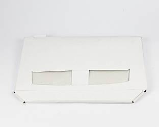 Накладки бумажные на сиденья унитаза 1/2, 250 шт