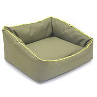 Лежак для собак и котов Шик хаки