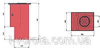 FAAC J200 F INOX боллард (стационарный), фото 2