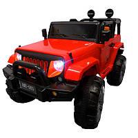 Електромобіль Jeep 4x4 XXL червоний