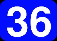 36-зарядні феєрверки