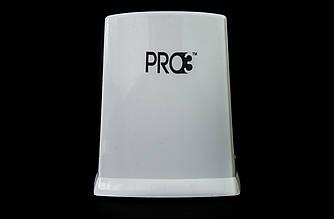 Диспенсер пластиковый белый для настольных салфеток, PRO3