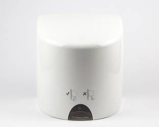 Диспенсер пластиквий белый, для бумажного протирочного материиалу в рулонах