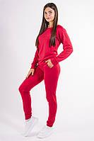 Спорт костюм женский красный, фото 1