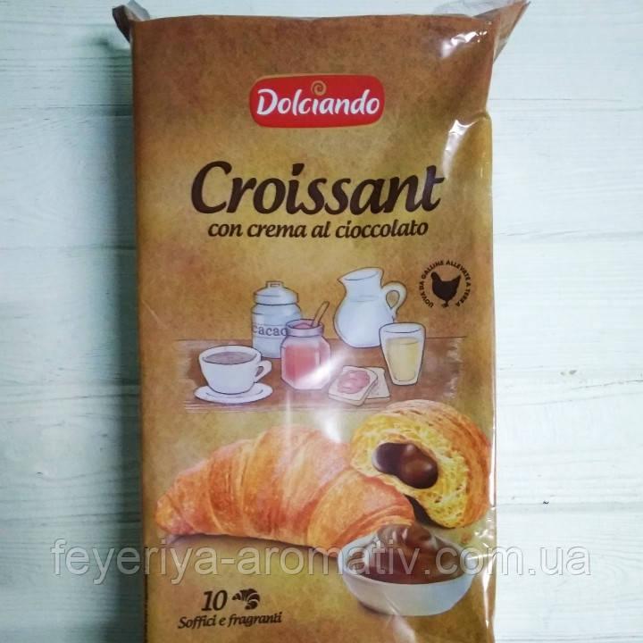 Круассаны с шоколадом Dolciando Croissant 10шт 500гр