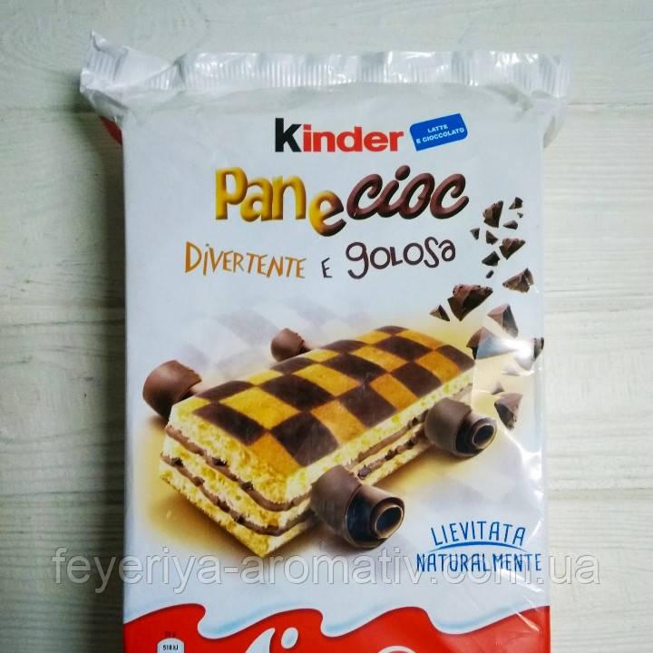 Бисквит с шоколадом Kinder Penecioc Divertente e golosa 10шт 290гр (Италия)