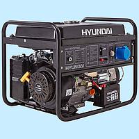 Генератор комбинированный (газ/бензин) HYUNDAI HHY 7000FGE (5.0 кВт)