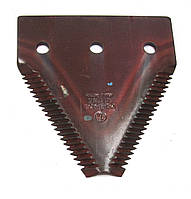 611 203.1 Сегмент ножа жатки Claas, фото 1